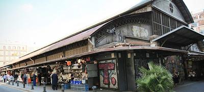 parking mercat albaceria