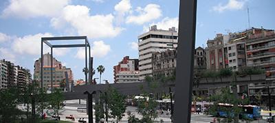 parking plaza de lesseps