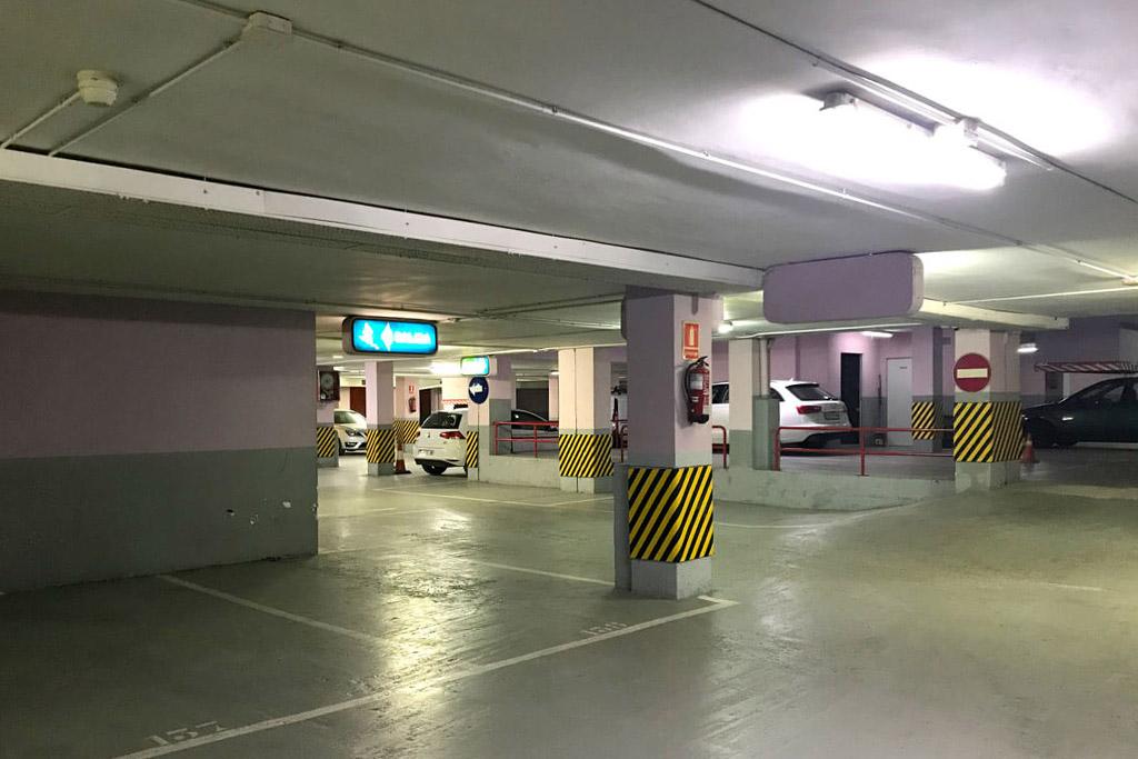 parking ortolani barcelona