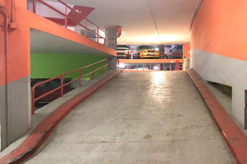 parking ortolani lessep