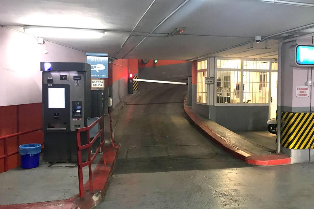parking ortolani